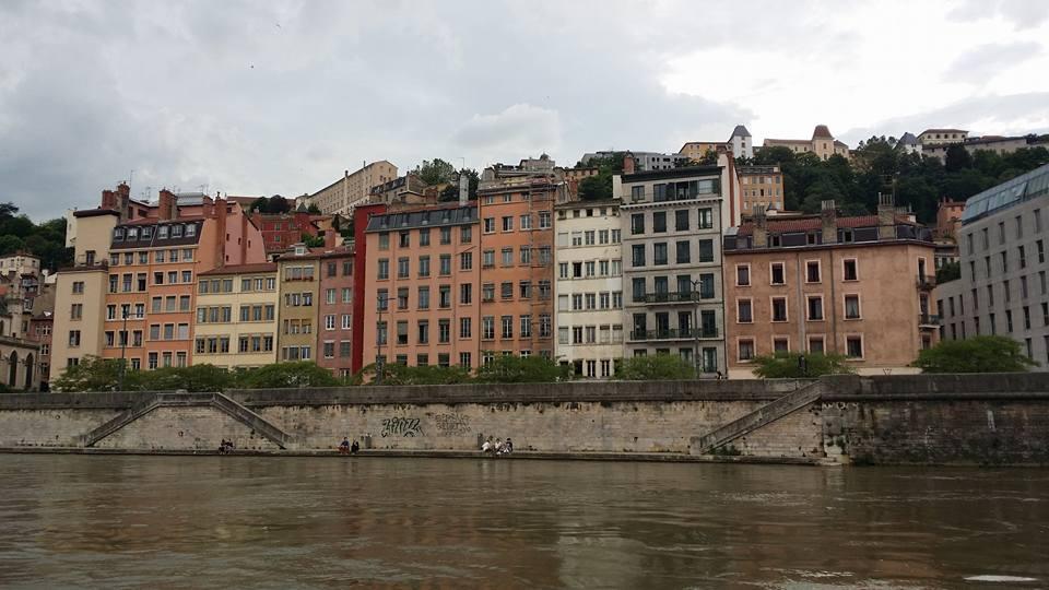 Lyon, passerades igår