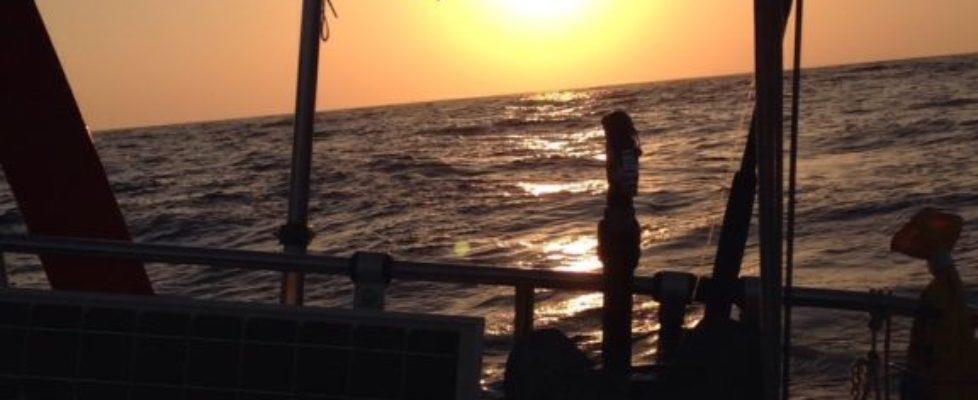 Magisk soluppgång