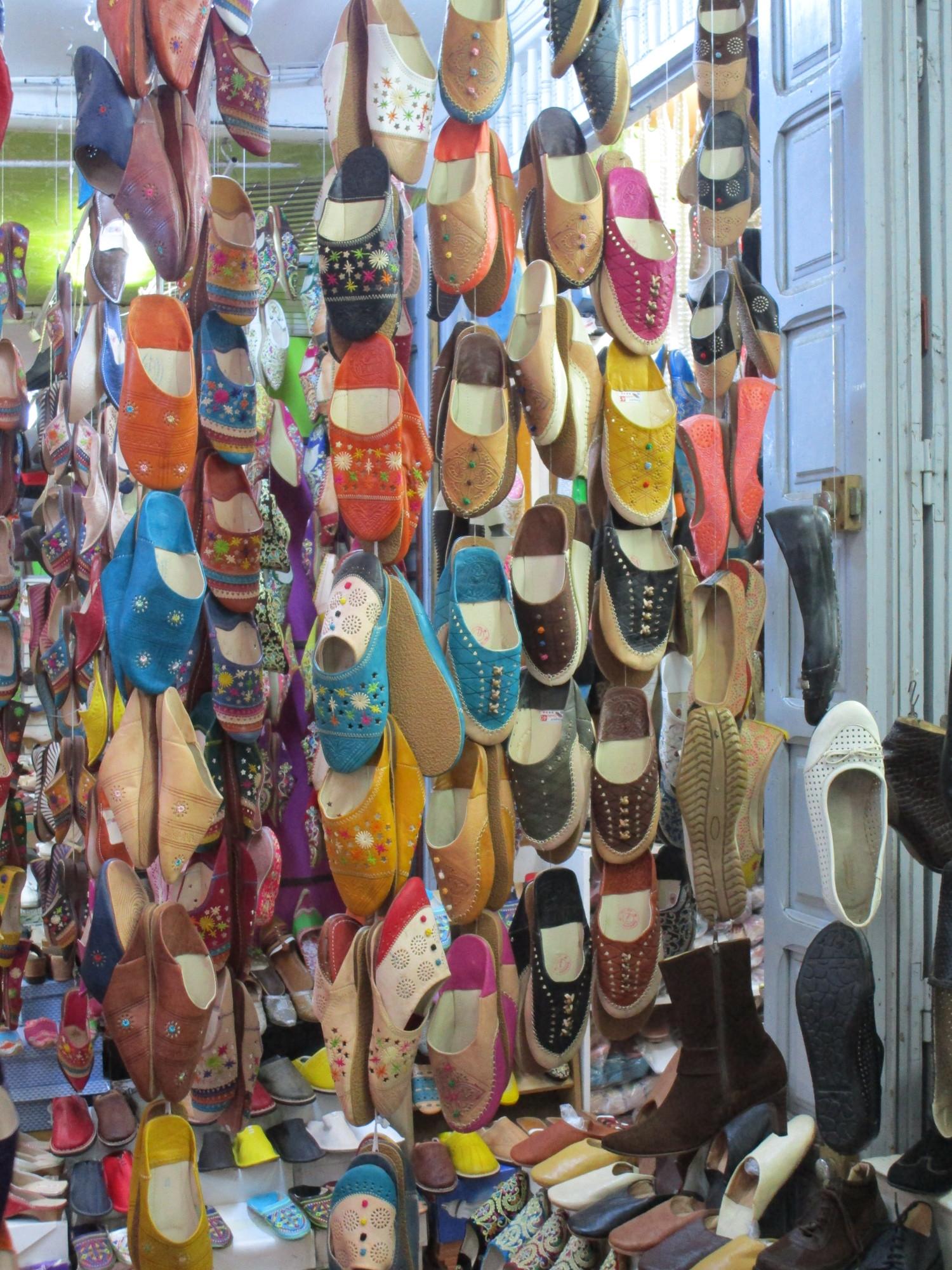 Så många skor