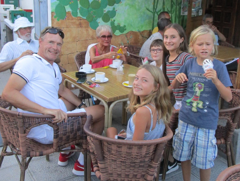 Familjen Jensen Veber