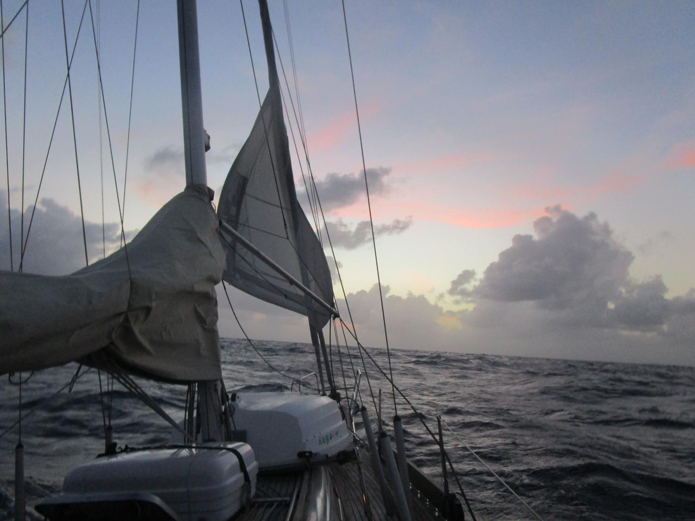 Vi vill inte segla fort