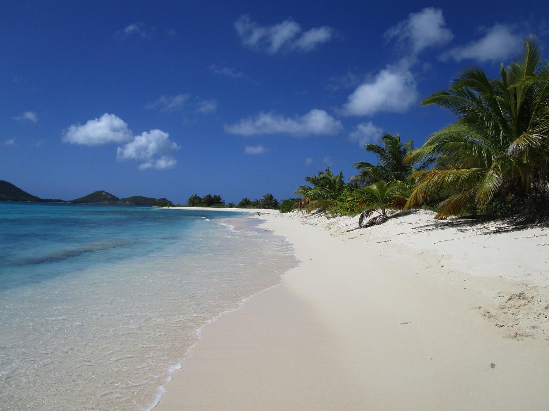 Sandy Island, en dröm