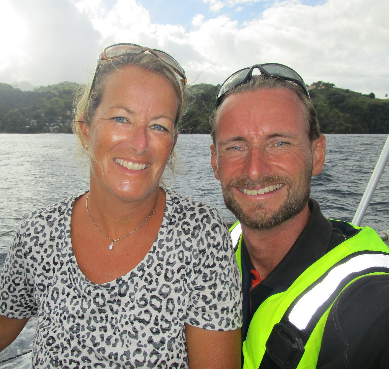 Efter 16 års sparande och planering styr vi nu mot St.Lucia