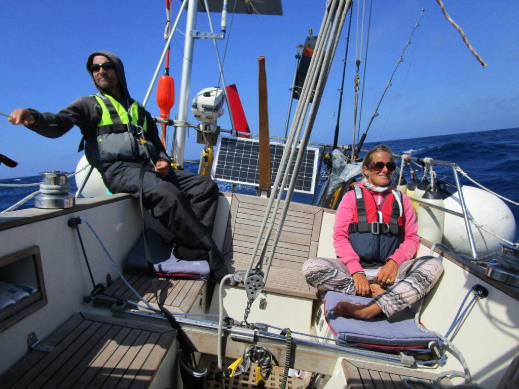 fin-segling