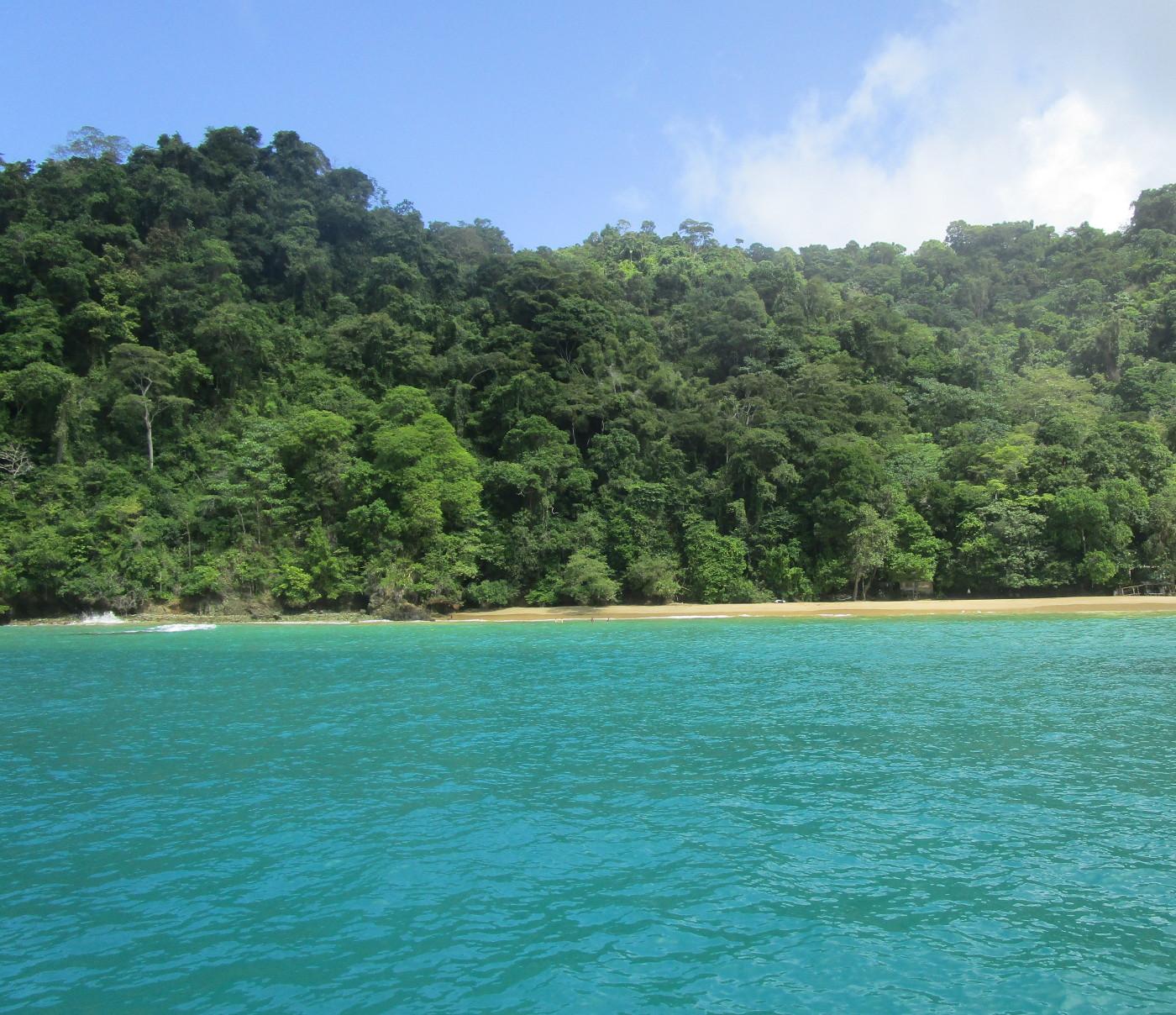 Tobago, favoritplats nr 1