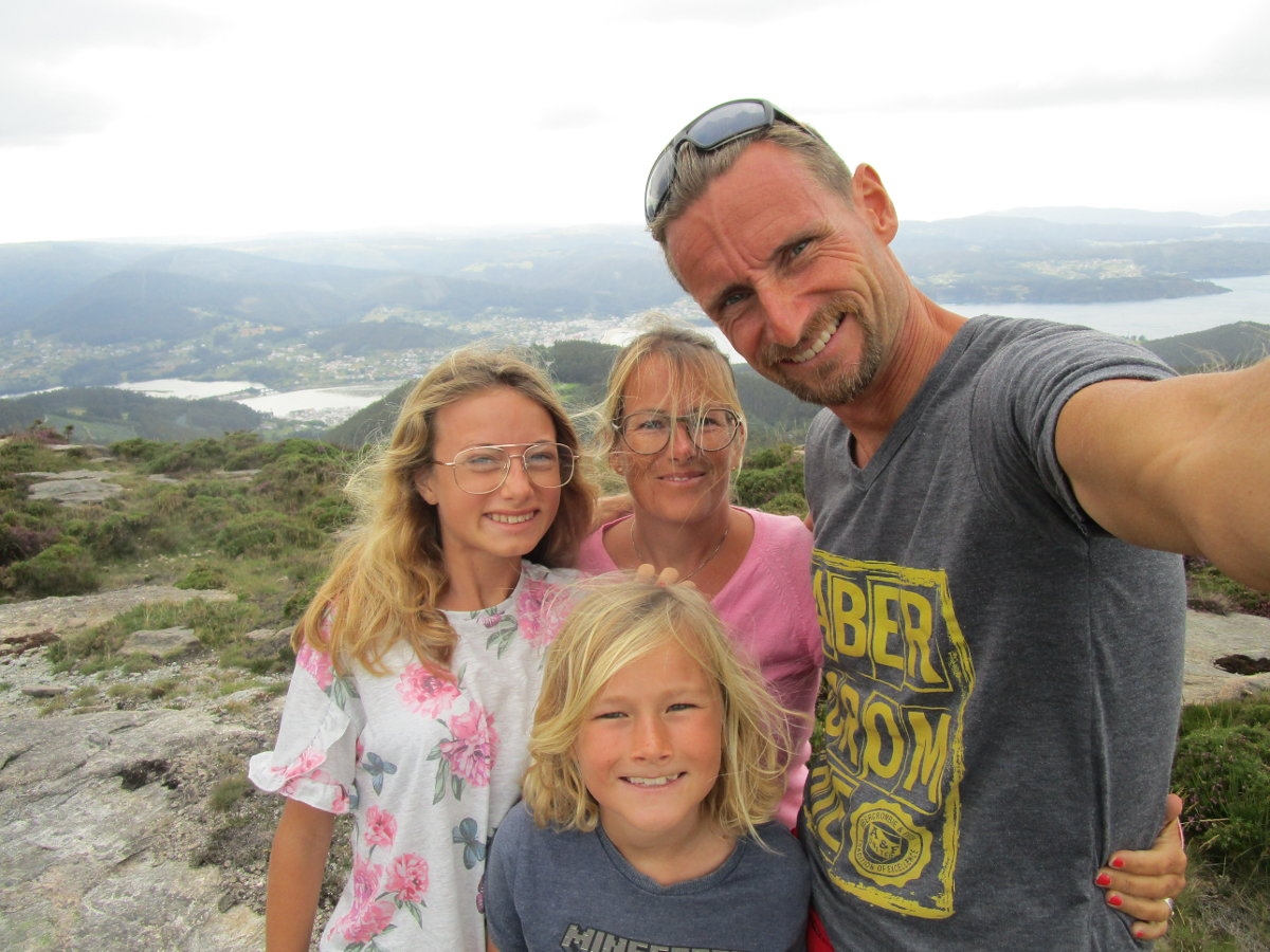 familie-selfie