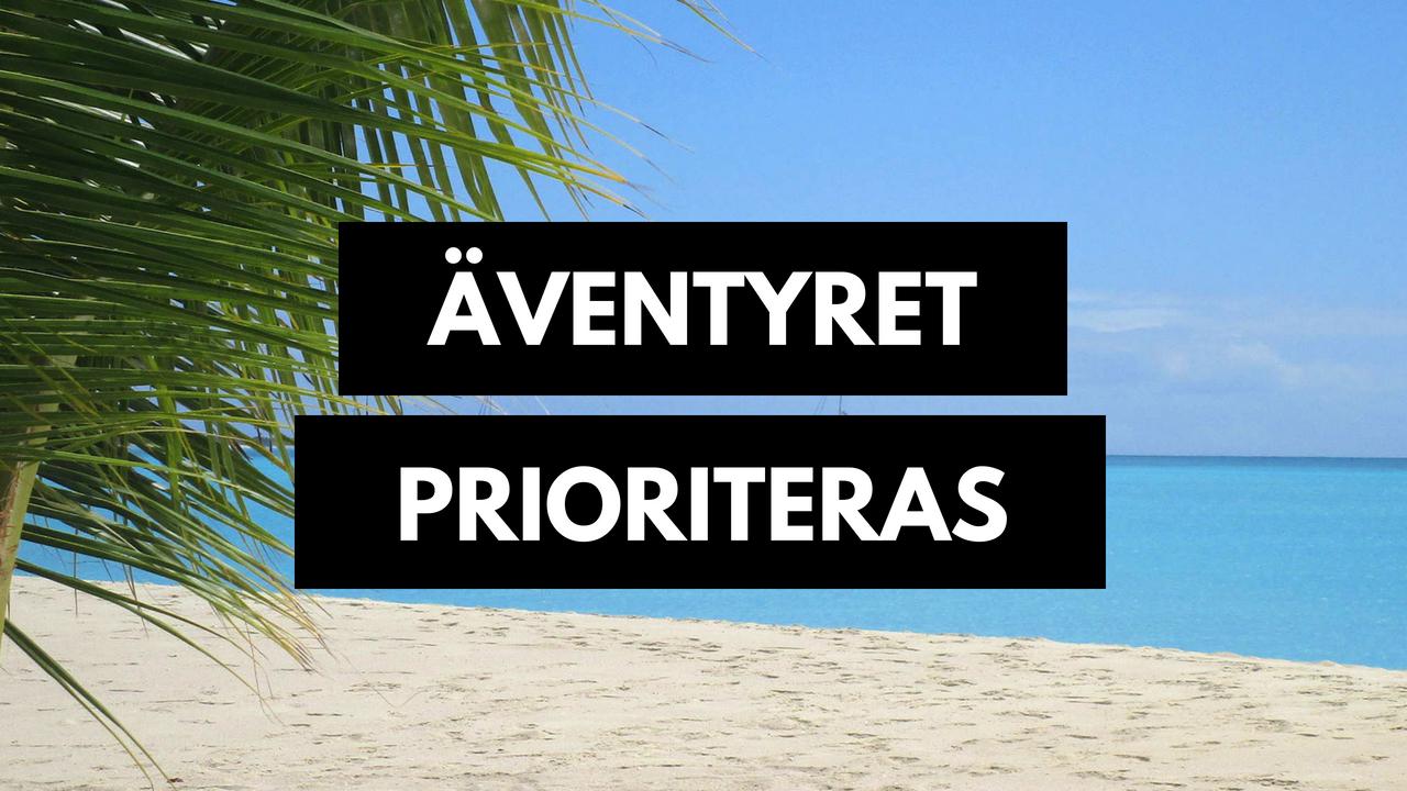Eventyret prioriteres (1)