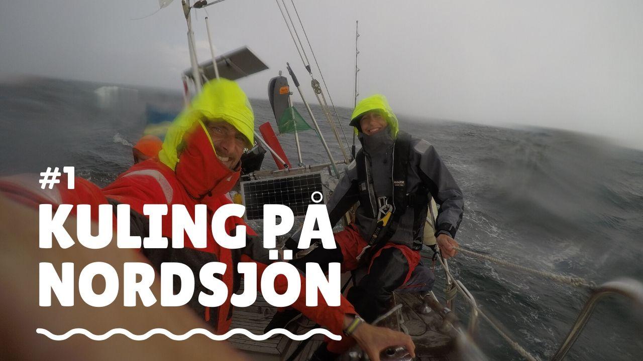 Kuling på Nordsjön