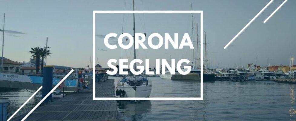 Corona-segling